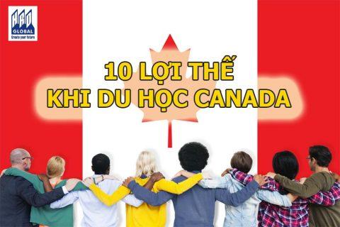 10 lợi thế khi du học Canada mà hiếm nước nào có được