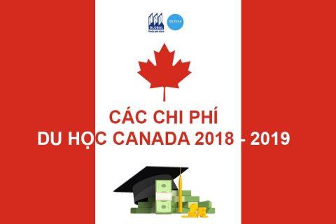 Tổng hợp tất cả những chi phí du học Canada mà bạn cần biết