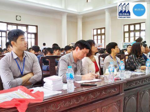 hội thảo du học canada bậc thpt và tuyển thẳng đại học